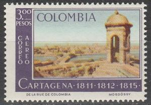 Colombia #C461   MNH  (S8129)