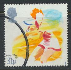 Great Britain SG 1390 -  Used - Sports