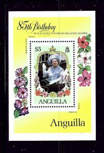 Anguilla 622 MNH 1985 Queen Mother Birthday