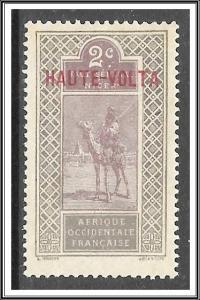 Upper Volta #2 Camel & Rider NG