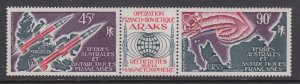 French Southern & Antarctic Territories    #c40a     mnh       cat $.19.00