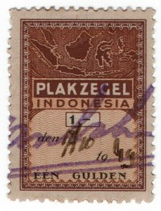 (I.B) Indonesia Revenue : General Duty 1G (Plakzegel)
