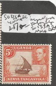 Kenya Uganda & Tanganyika SG 133a MNH (1cmb)