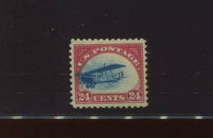 C3 Curtiss Jenny FAST PLANE VARIETY Air Mail Mint Stamp  (Stock C3 FP1)