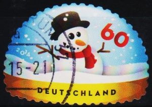 Germany.. 2014 60c Fine Used
