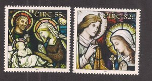 IRELAND SC#  1904-5   FVF/MNH  2010