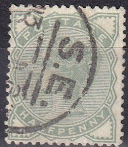 Great Britain #78 F-VF Used   CV $13.50 Z1106