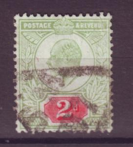 J17665JLstamps 1902-11 great britain used #130 KEVII