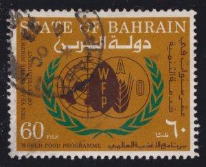 Bahrain 193 World Food Programs 1973