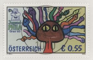 Austria 2003  Scott #1936 used