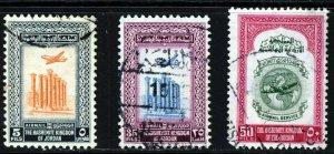 JORDAN A Hashemite Kingdom of Jordan Group Including Air Mails