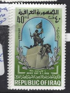 IRAQ   (P1302B)  SOLDIERS SG 710-2       MNH