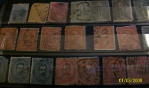 Italy collection updated with mint blocksupdated including Oltre Giuba stamp  **