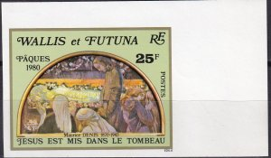 Wallis & Futuna Islands #255  MNH Imperf (Z9188)