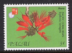 Palau 418 Flower MNH VF