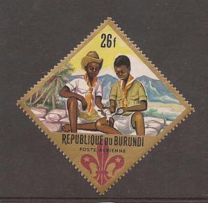 Burundi  #  C - 45  Mint  N H