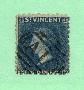 Saint Vincent - SG# 6 Used / unwmk   -    Lot 0320961