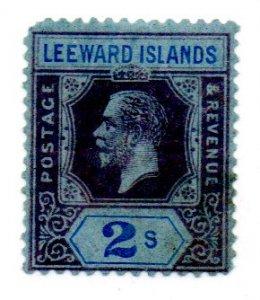 LEEWARD ISLANDS 77 MH SCV $25.00 BIN $12.50 ROYALTY