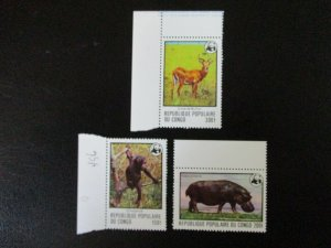 Congo # Mint Never Hinged (K7G1) WDWPhilatelic 2