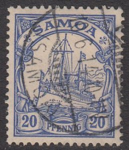 Samoa 60 Used CV $3.00