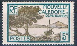 New Caledonia 139 MNH Bay of Paletuviers (N0583)+