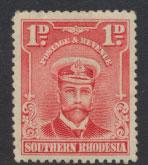 Southern Rhodesia SG 2 Mint  Hinged