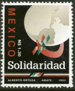 MEXICO 1842, Solidarity Satellite. MINT, NH. F-VF.