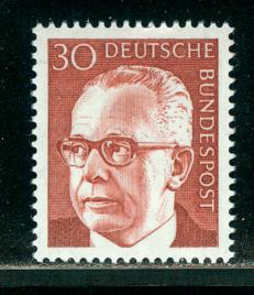 Germany Bund Scott # 1031, mint nh