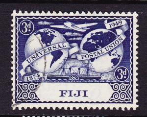 FIJI 1949 3d UPU  FU SG 273