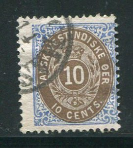 Danish West Indies #10 Used Make Me An Offer! (L)