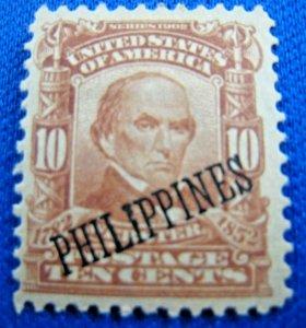 PHILIPPINES 1903  -  SCOTT # 233  -  MH                (Hp14)