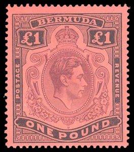 BERMUDA 128b  Mint (ID # 91870)