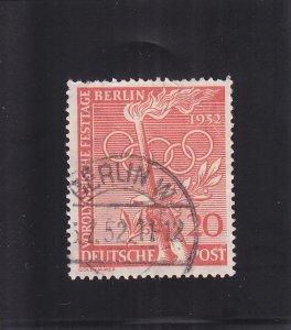 Germany-Berlin: Sc #9N83, Used (S18428)