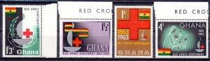 Ghana. 1963. 145-48. The medicine. MNH.