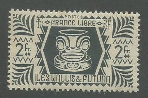 Wallis & Futuna Scott Catalog Number 135 Issued in 1944