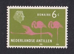 Netherlands Antilles    #242     MNH  1958    definitive   6c