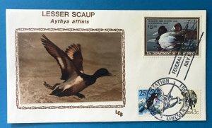 LEB RW56 Lesser Scaup Aythya affinis