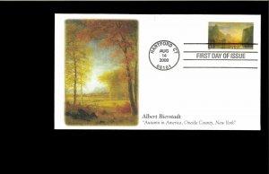 2008 FDC  Albert Bierstadt