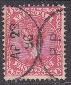 Victoria Sc #175 Used; Mi #117