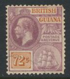 British Guiana SG 281 Used  (Sc# 200 see details)