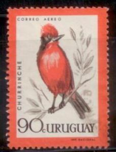 Uruguay 1962 SC# C249 Used L394