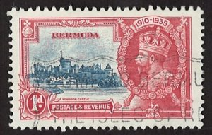 1935 The 25th Anniversary of the Reign of King George V 1D (LL-26)