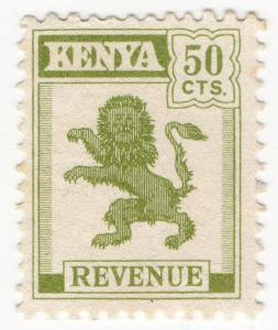 (I.B) KUT Revenue : Kenya Duty 50c