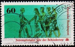Germany. 1981 60pf S.G.1947 Fine Used