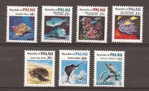 Palau  # 75 - 85  Mint   N H