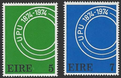 Ireland #363-364 MNH Full Set of 2