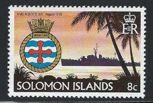 Solomon Islands mnh sc 435