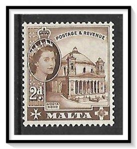 Malta #250 Mosta Dome MH