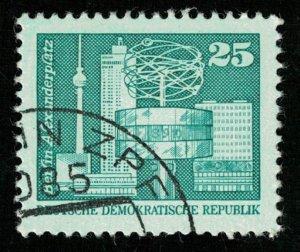 DDR, 25 Pf (Т-6250)