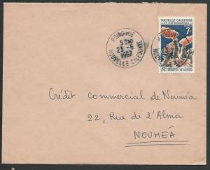 NEW CALEDONIA 1967 local cover POINDIME cds................................10139